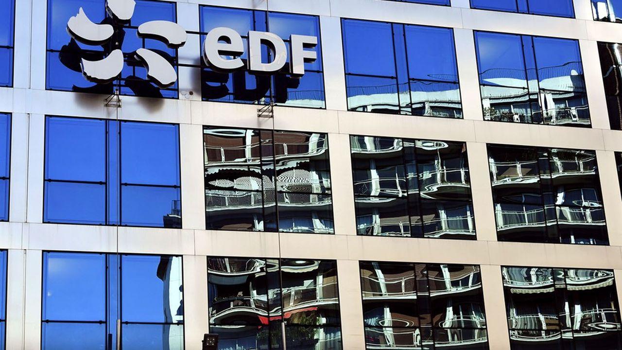 Sur neuf mois, le chiffre d'affaires d'EDF est en repli de 4%, à 48,8milliards d'euros. Engie de son côté chiffre à un milliard l'impact de la crise sur ses bénéfices depuis le début de l'année.