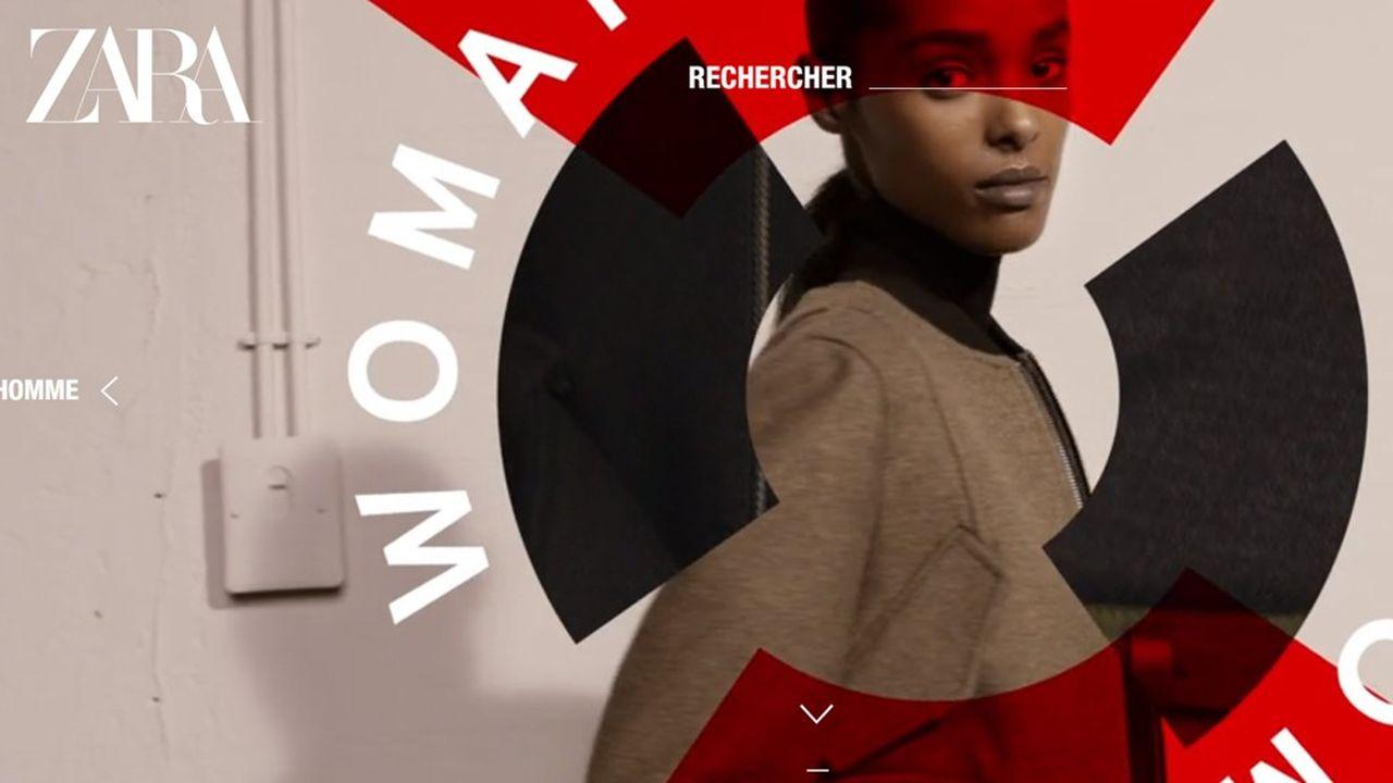 Les sites de Zara et H & M proposent, c'est la clef, une bonne «expérience» en ligne, et une cohérence en termes de prix ou autres promotions.