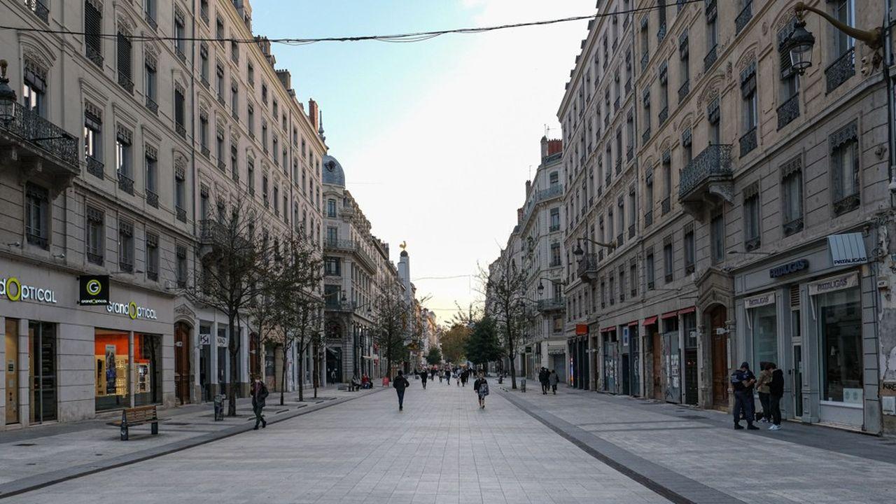 Le confinement produit-il déjà des effets? Santé publique France ne mesure pour l'instant que les effets du couvre-feu sélectif du 17octobre.