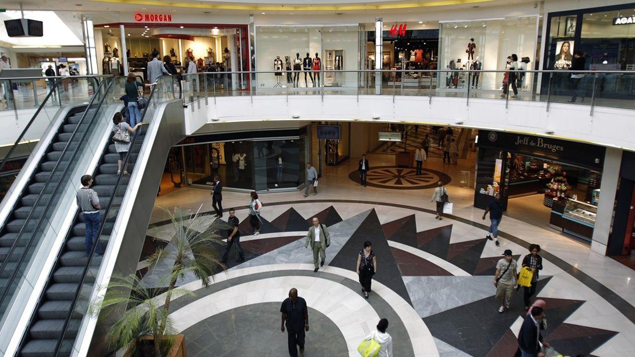 La crise a obligé le gérant d'Evry 2 à reporter son projet de rénovation, mais pour soutenir les commerçants plusieurs innovations sont lancées comme le Visio & Shop