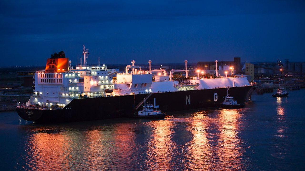 GTT est le numéro un mondial des membranes qui équipent les cuves des navires transportant du gaz naturel liquéfié à une température de moins 160 degrés.