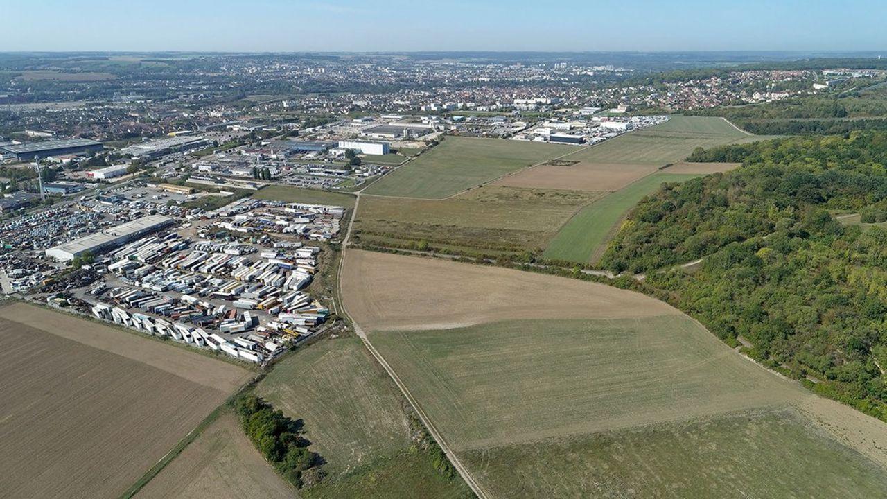 Le parc des Hauts reposoirs à Limay doit bénéficier d'une extension de 35 hectares