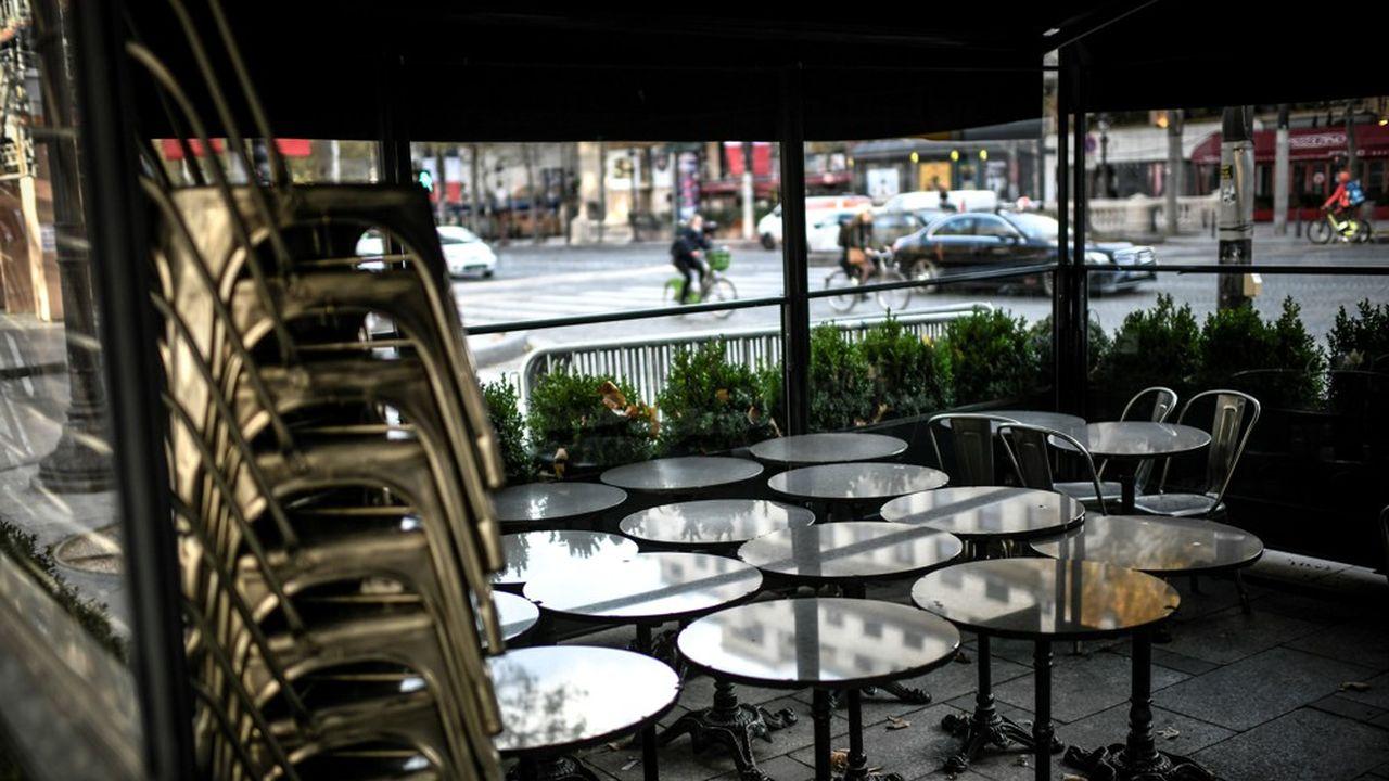 Cafetiers et restaurateurs font valoir une rupture du principe d'égalité par rapport à la restauration collective.
