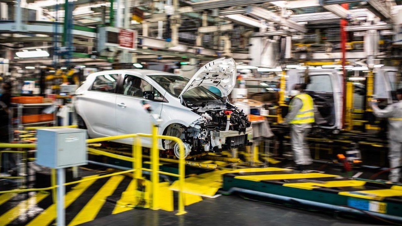 Fragilisée par la première vague, l'industrie française est préoccupée.