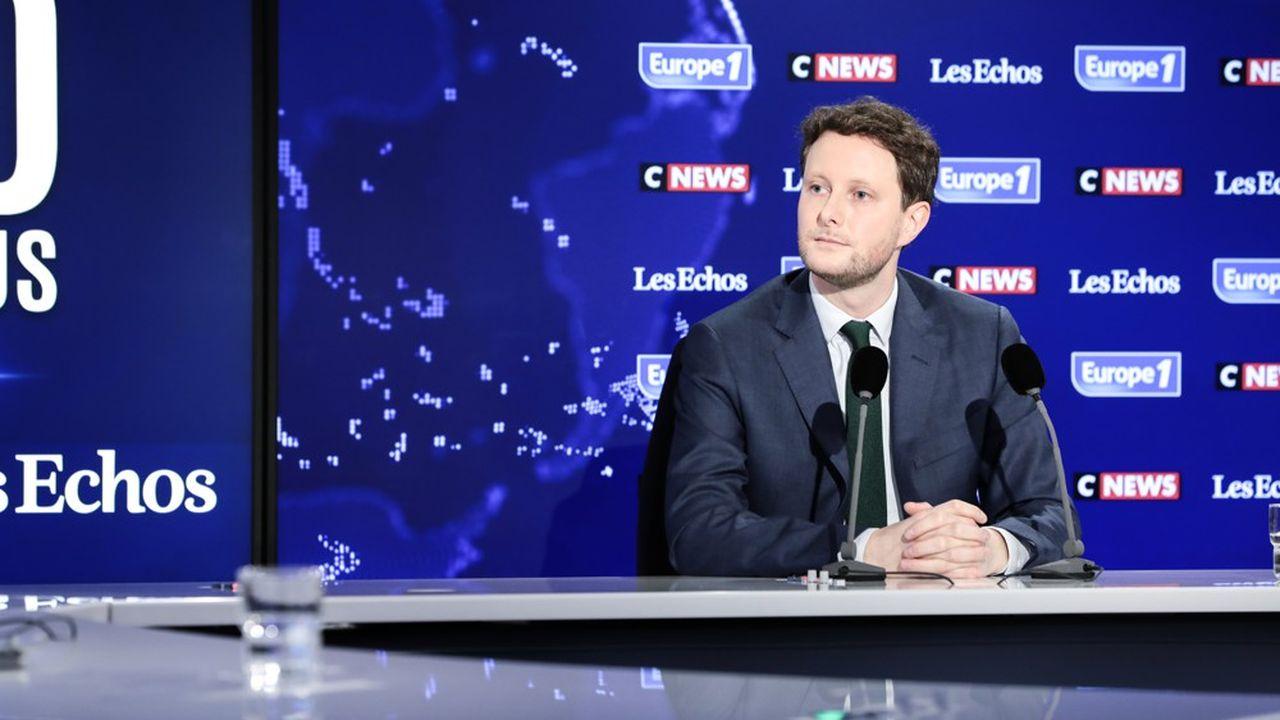 Clément Beaune, secrétaire d'Etat aux Affaires européennes.