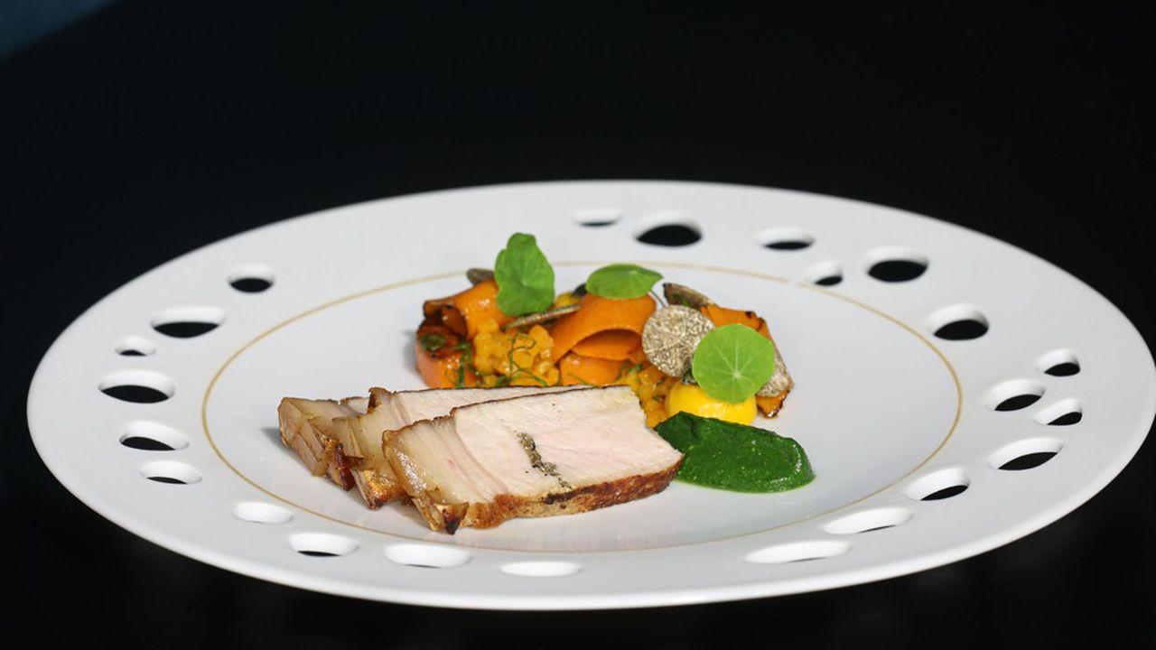 Porc Gascon de Christophe Hay