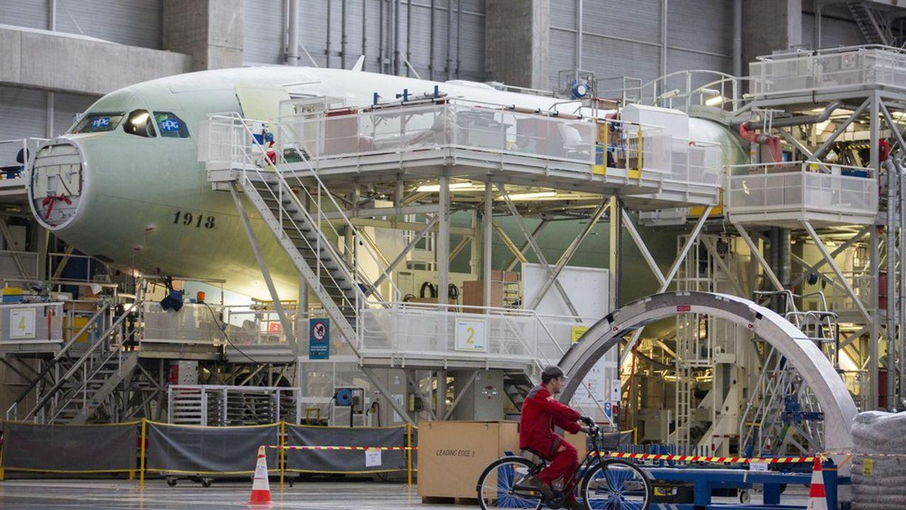 Les aides aux secteurs automobiles et aéronautiques sont très demandées.