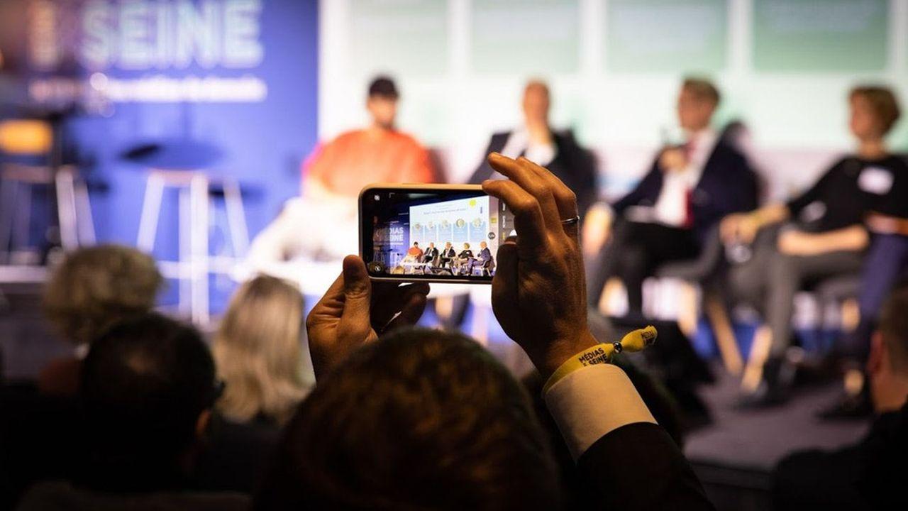Médias en Seine revient pour une troisième édition en direct depuis le quotidien «Les Echos» et Radio France, maison-mère de Franceinfo.