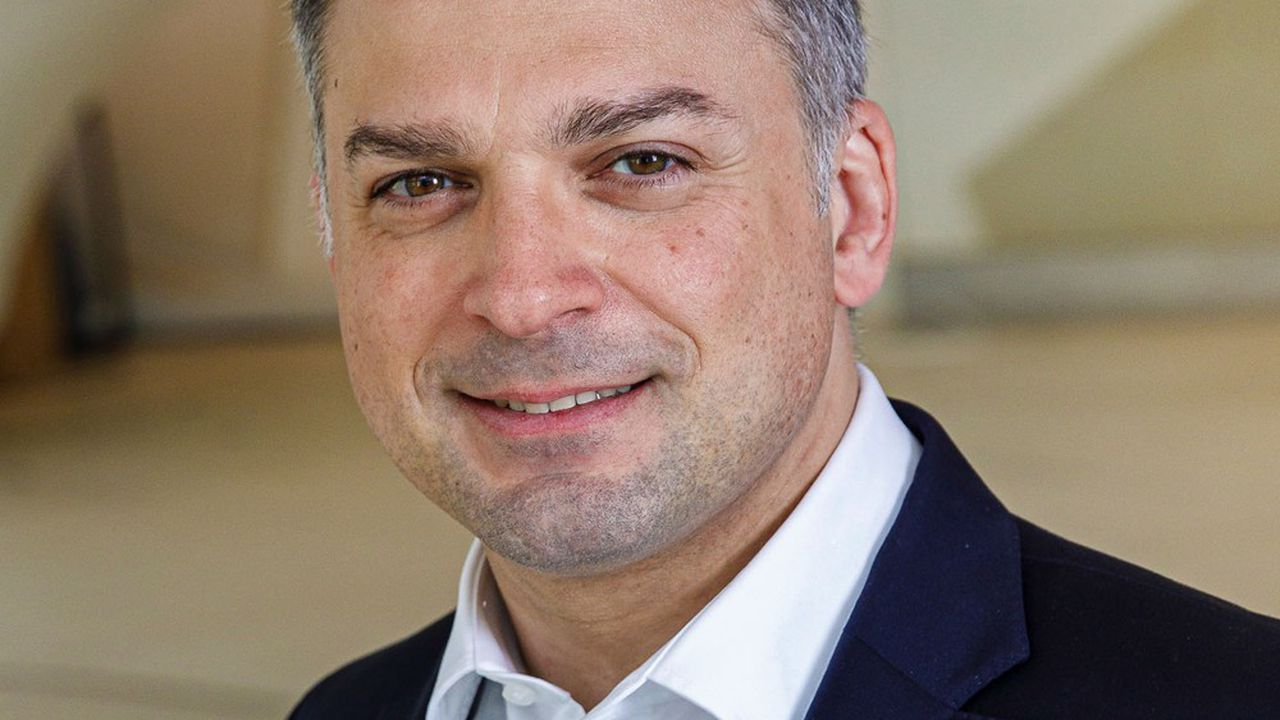 Elie Girard a pris les commandes d'Atos il y a un an et oriente résolument le groupe vers une stratégie cloud.