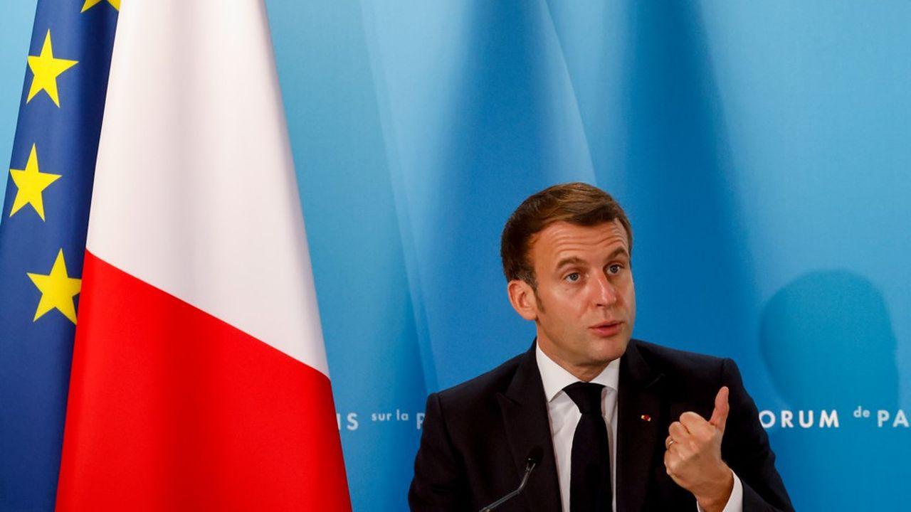 Depuis son arrivée au pouvoir, Emmanuel Macron a souligné à plusieurs reprises qu'une Europe puissante était une solution aux failles du multilatéralisme.