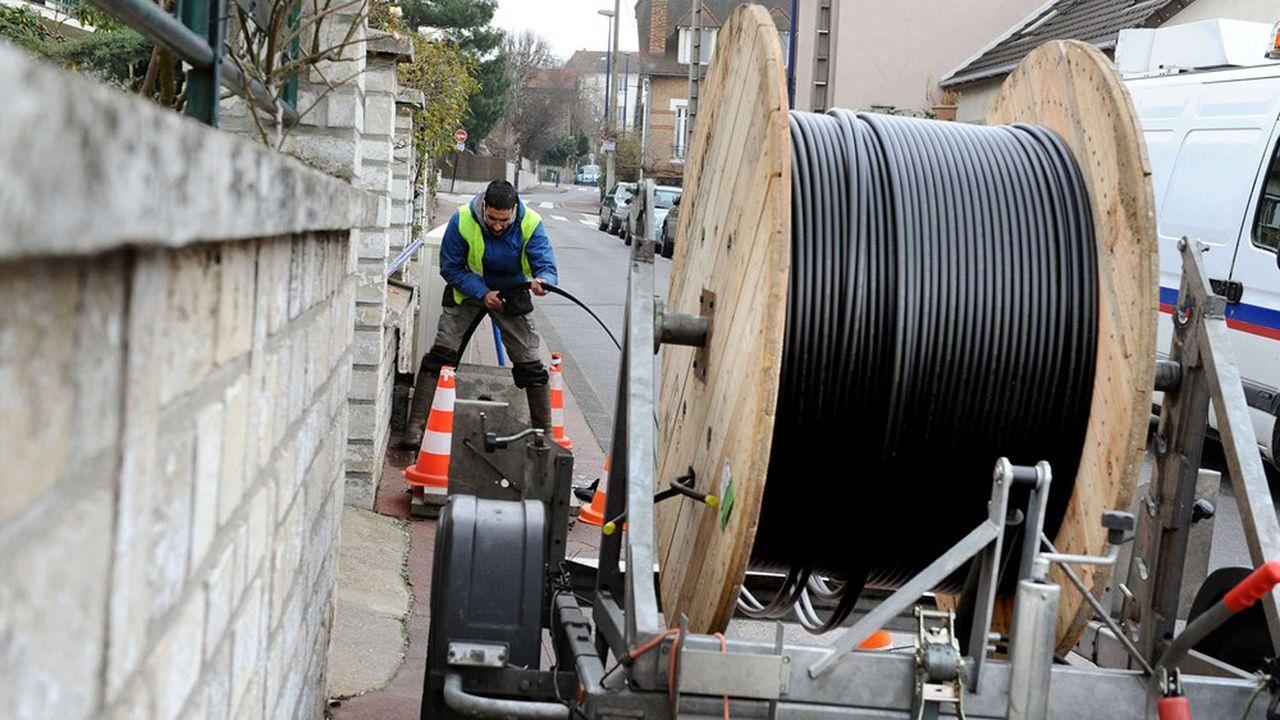 Le réseau de fibre optique jusqu'à l'abonné des zones rurales et périurbaines du Val d'Oise est disponible dans toutes les communes du périmètre du projet.