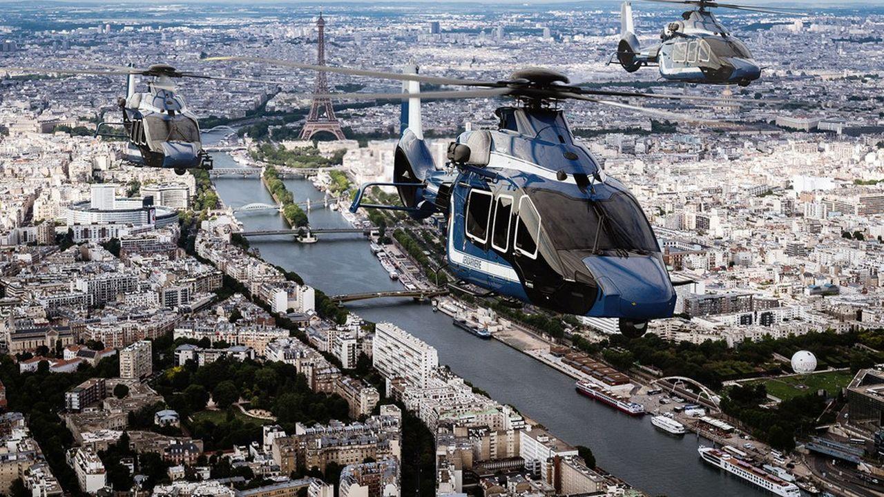 Si certains des clients dans le tourisme, le transport de VIP ou dans l'offshore sont très affectés par la crise, l'hélicoptère reste indispensable dans de nombreux secteurs, notamment sanitaire.