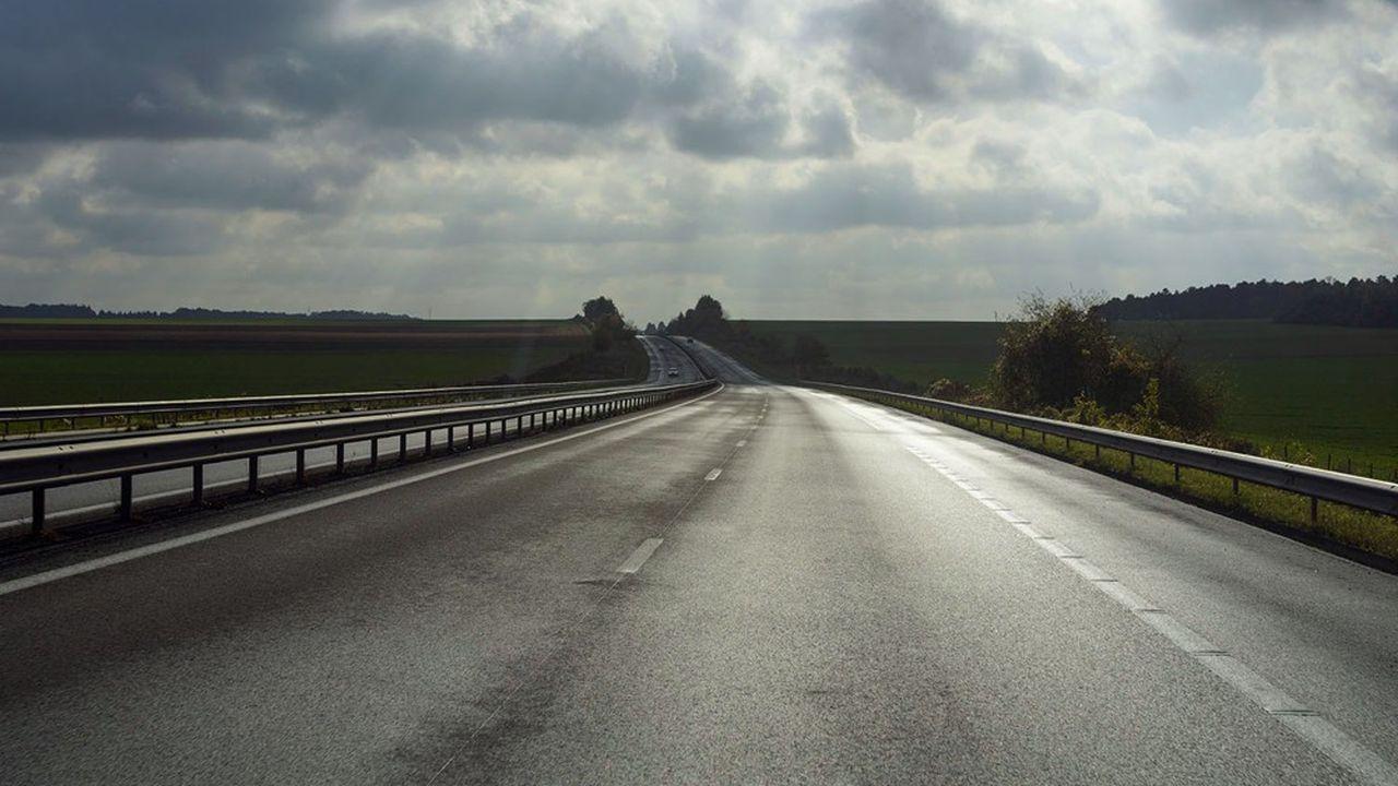 Highway, France