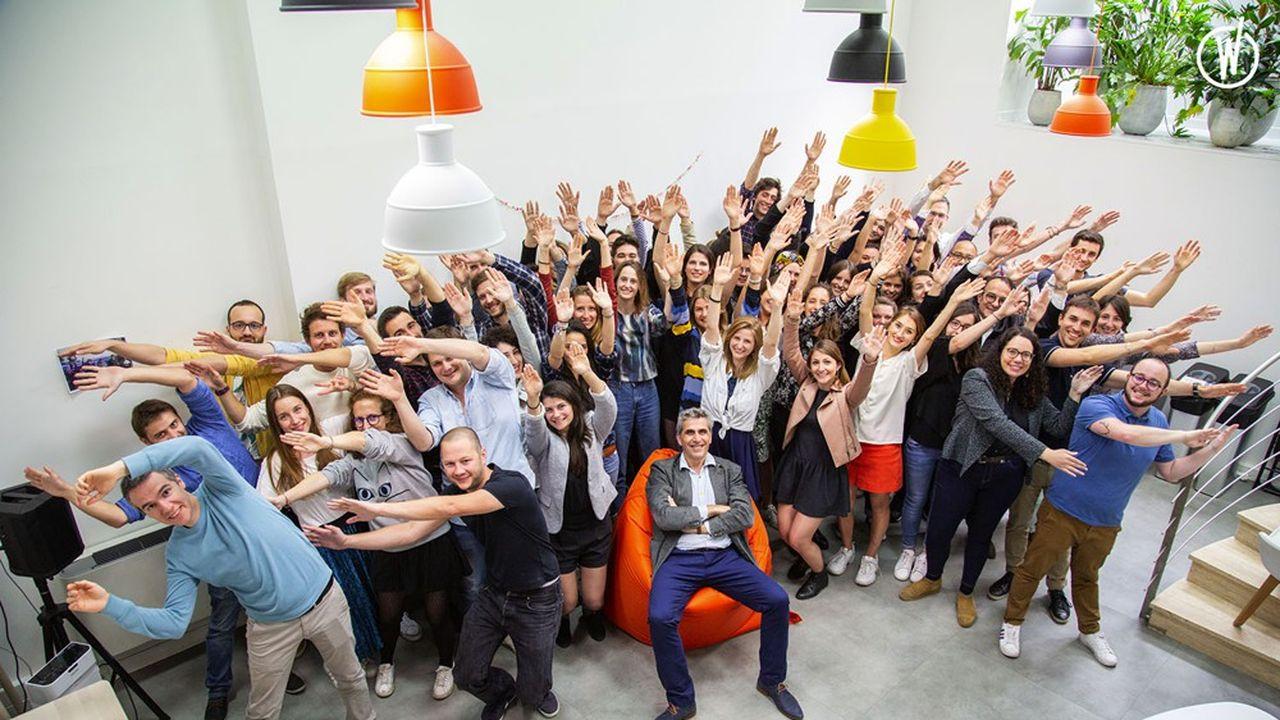 Lucca ouvre son capital à ses salariés. A date, 37 d'entre eux détiennent 40% de l'entreprise.