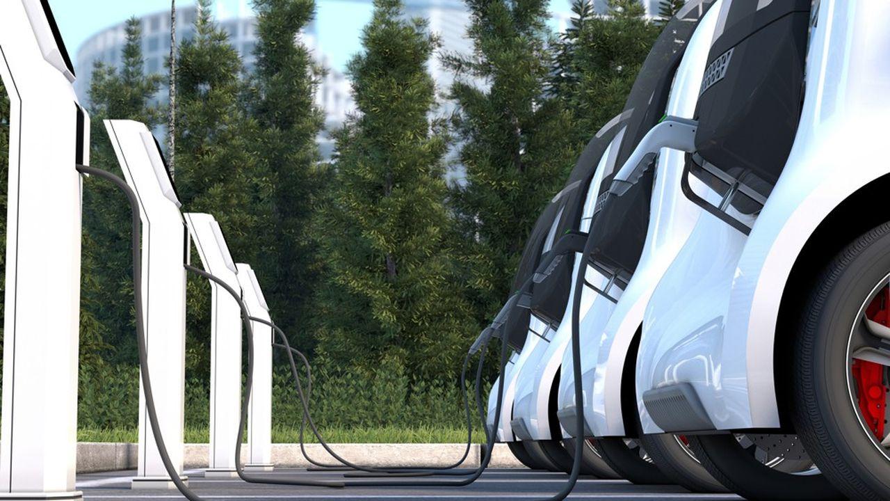 Engouement des loueurs pour les flottes électriques et hybrides.