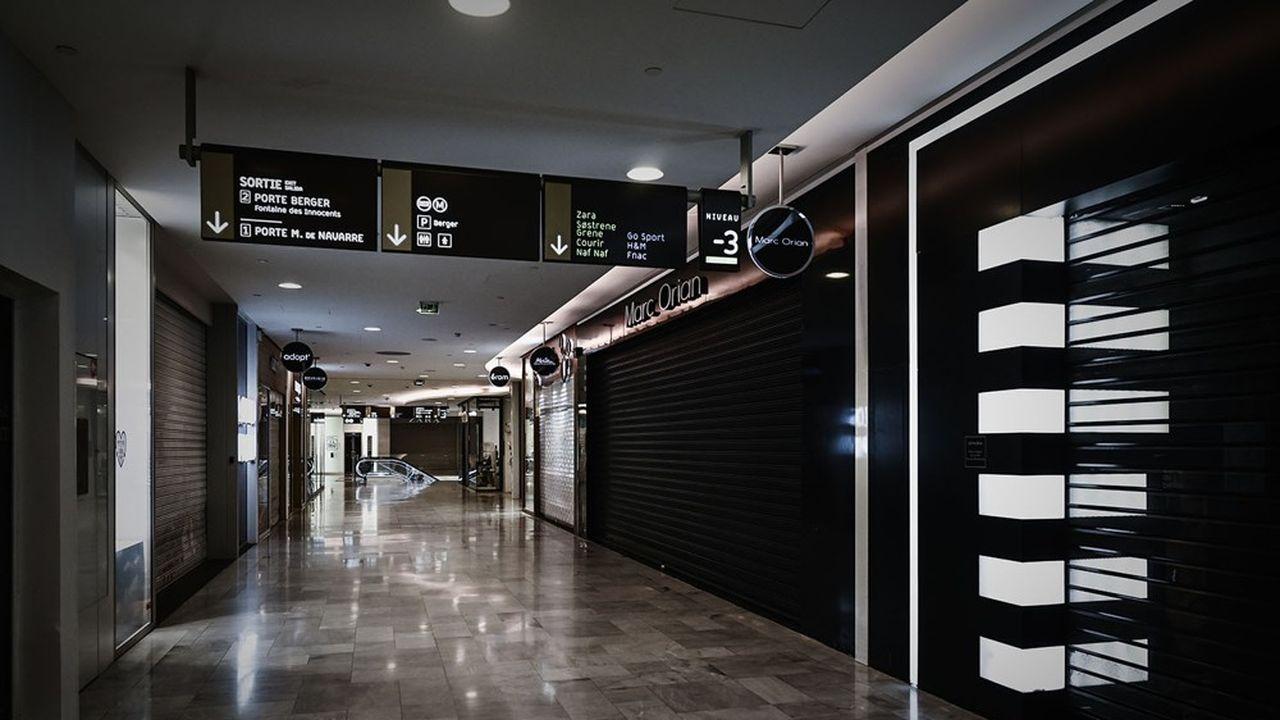 Les propriétaires des murs des magasins fermés pendant le nouveau confinement bénéficieront d'un crédit d'impôt en échange du renoncement aux loyers.