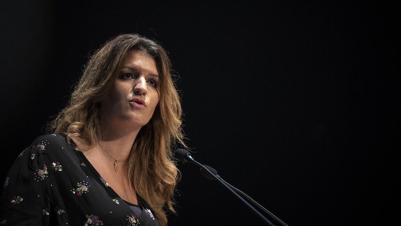 La ministre déléguée à l'Intérieur chargée de la Citoyenneté, Marlène Schiappa.