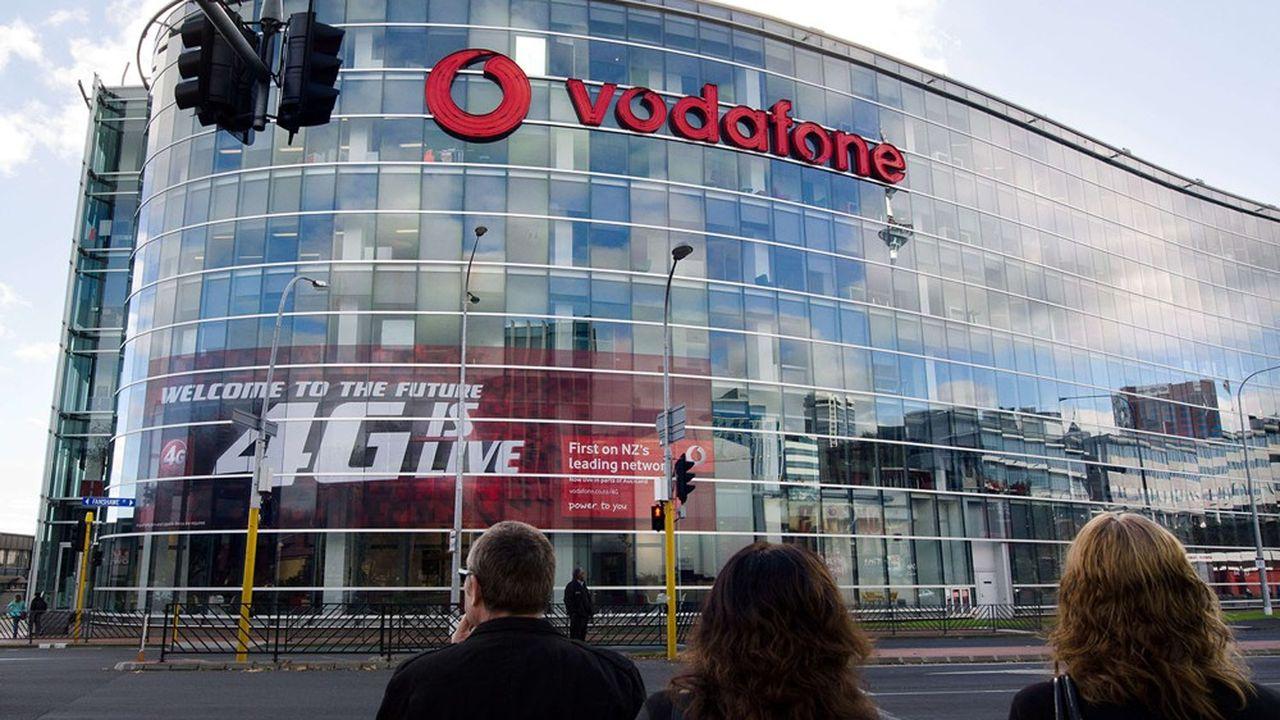 Le britannique Vodafone est l'un des plus gros opérateurs télécoms au monde avec 340millions de clients.