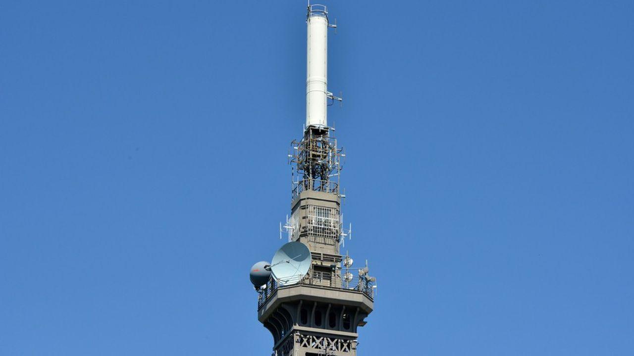 L'externalisation des pylônes de téléphonie est la norme aux Etats-Unis ou en Chine.