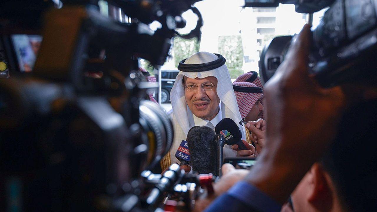 «Nous devons être prêts à ajuster les termes de notre accord si nécessaire» a déclaré le prince Abdelaziz ben Salmane, ministre saoudien de l'Energie.