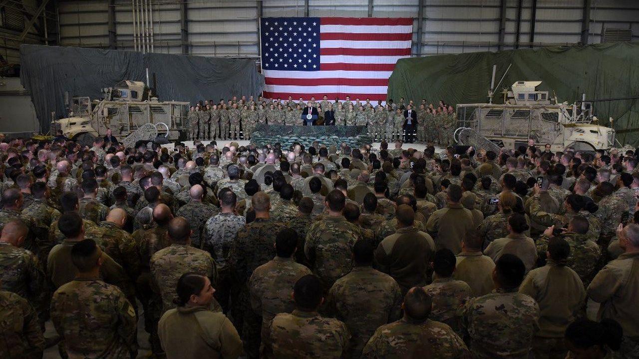 Le Pentagone réduira la présence militaire US en Irak et en Afghanistan