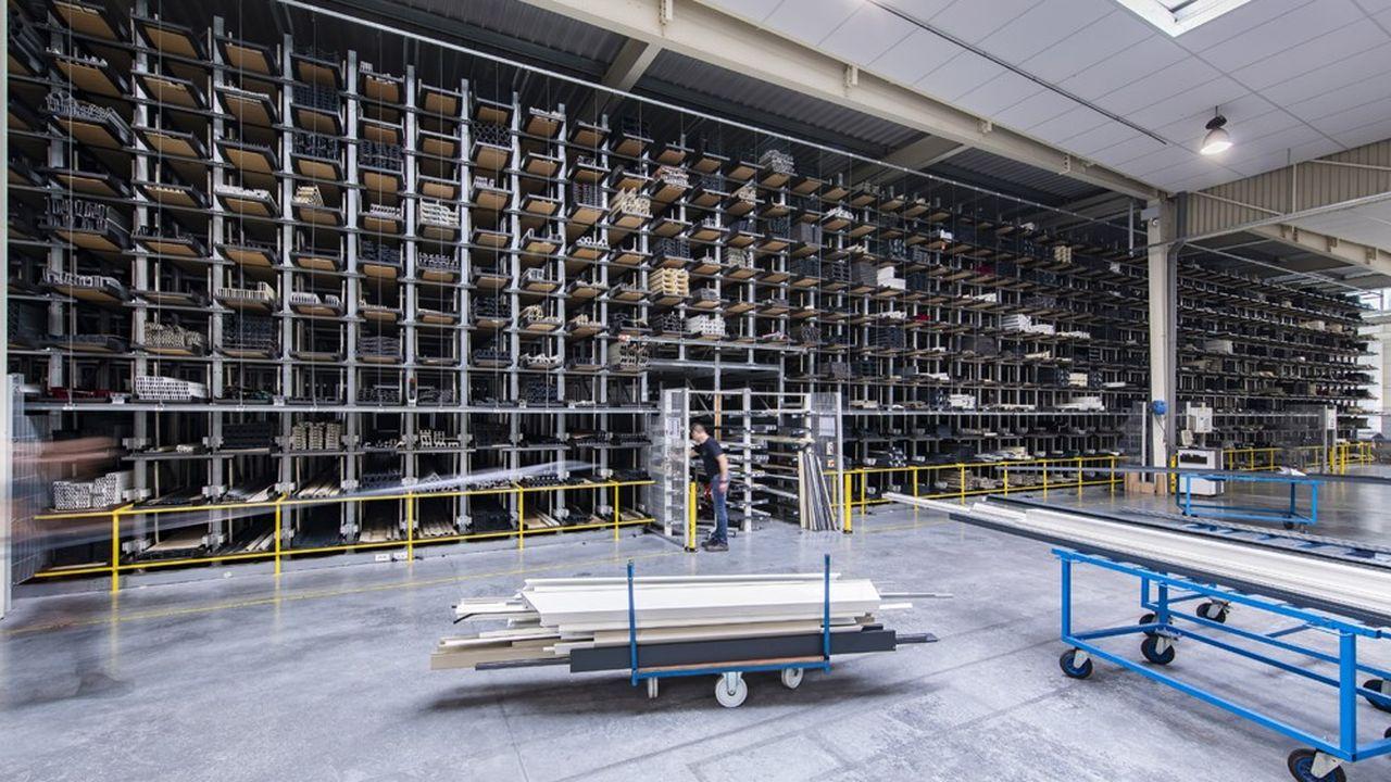 En juin2021, l'usine de Dompierre-sur-Yon totalisera 25.000 mètres carrés de surface de production.