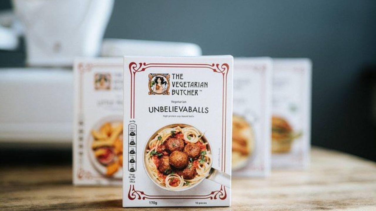 Unilever a fait l'acquisition de la marque Vegetarian Butcher il y a deux ans. La marque est commercialisée dans plus de trente pays ainsi que par la chaîne Burger King.