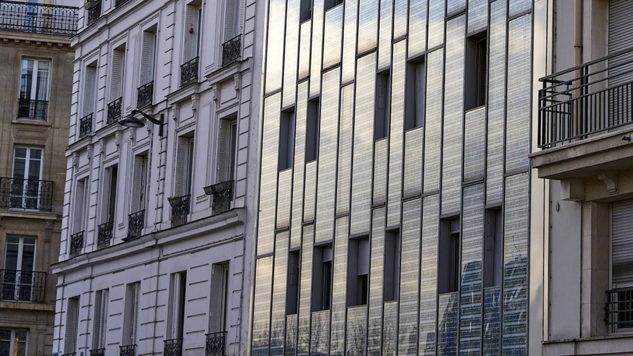 Dans l'immobilier neuf, la production à grande échelle de bâtiments d'habitation à énergie positive n'est pas encore une réalité.
