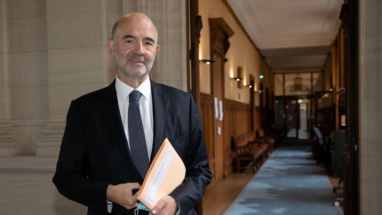 Pierre Moscovici prône un «cadre organique et une gouvernance rénovés».