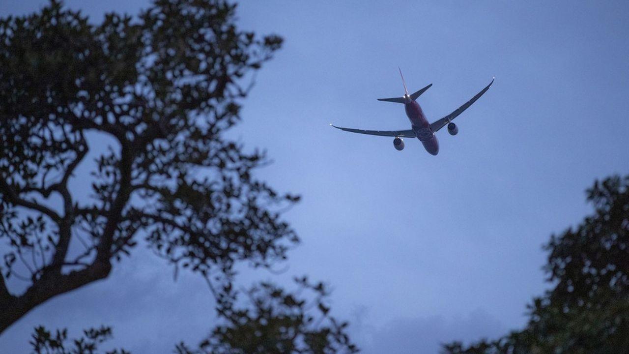Les voyageurs nord-américains ont parcouru 50 fois plus de kilomètres en avion que les Africains en 2018.