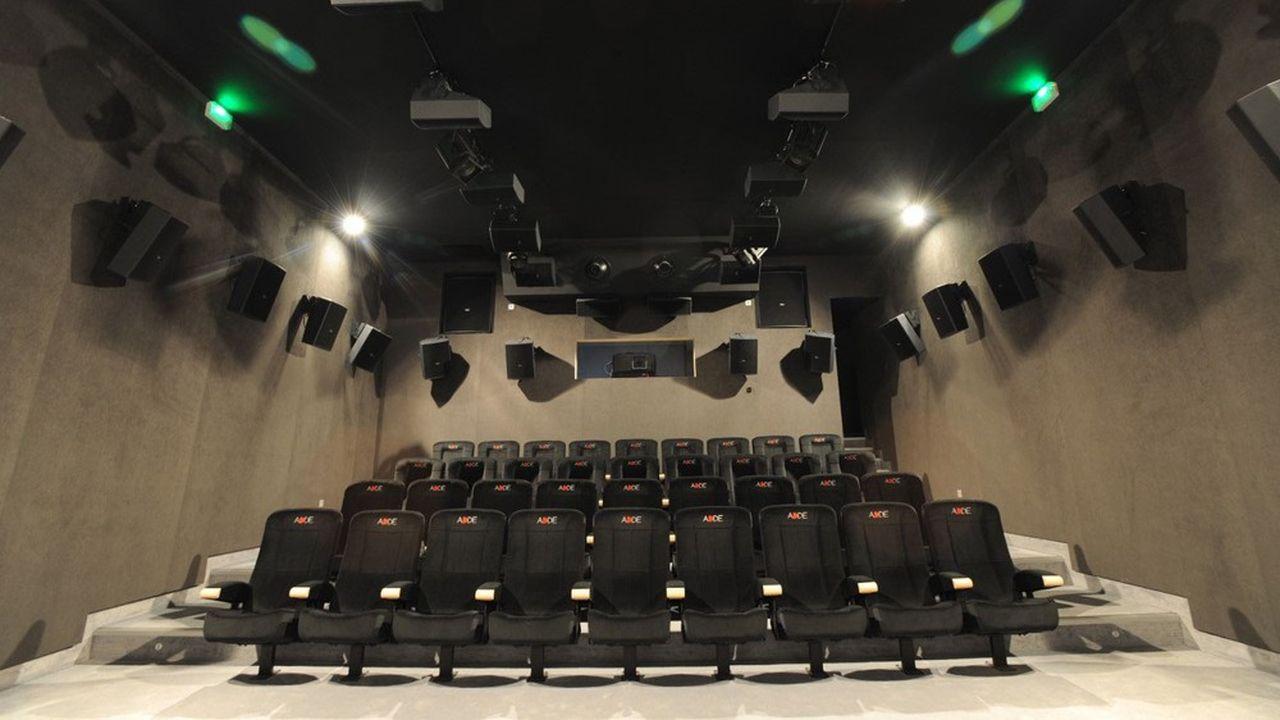 Chez Adde, spécialiste du matériel audiovisuel pour professionnels, la perte d'activité enregistrée auprès des exploitants de salles de cinéma est estimée à environ 40%.