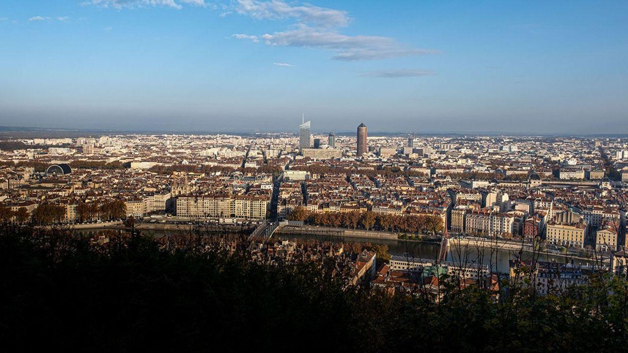 Lyon, au septième jour du reconfinement en novembre2020.