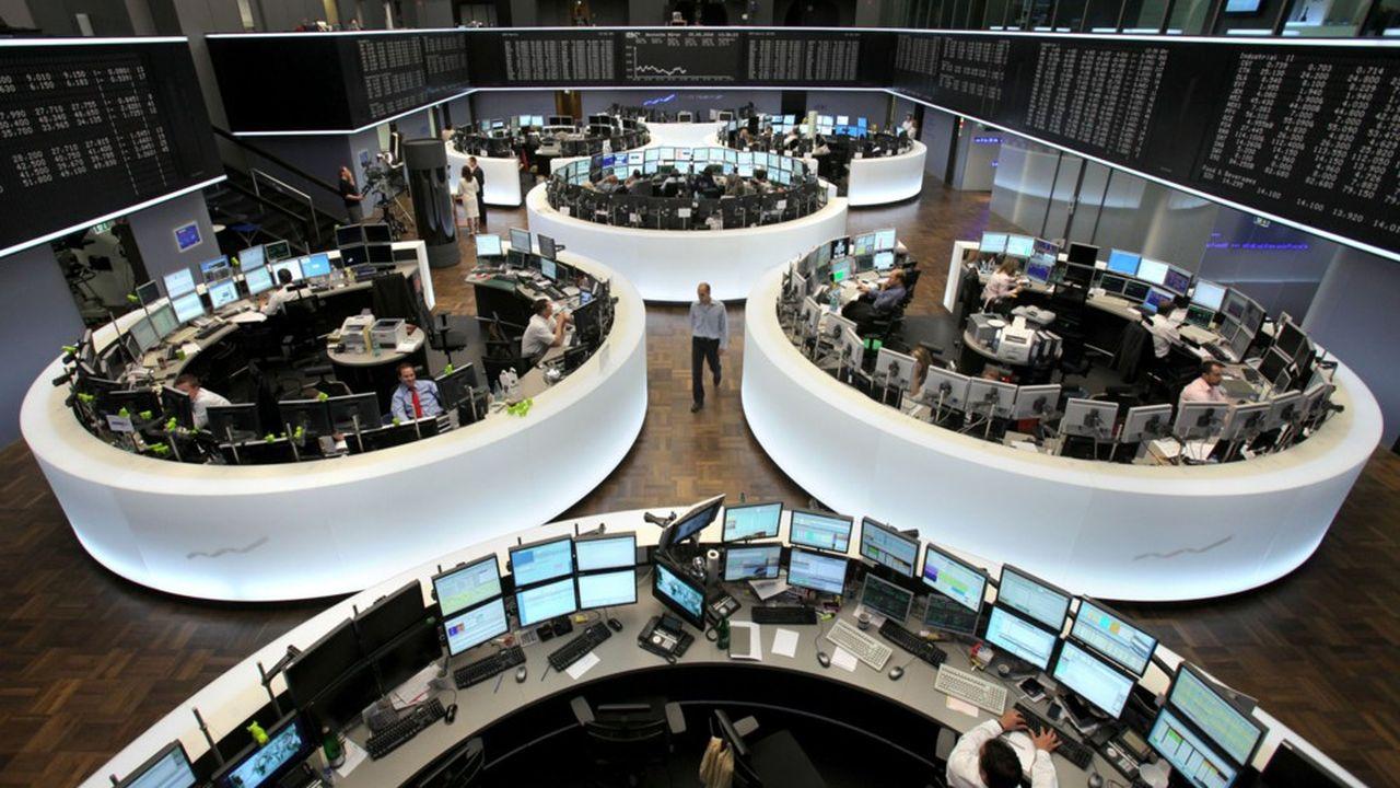 Deutsche Börse vient de racheter l'américain ISS.