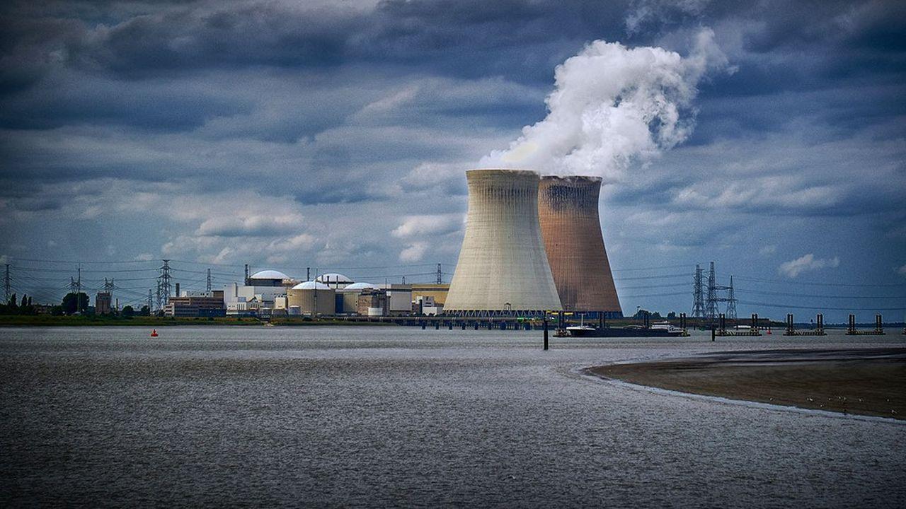 Engie exploite sept réacteurs nucléaires répartis dans deux centrales en Belgique, à Doel (photo), près d'Anvers, et Tihange, près de Liège.