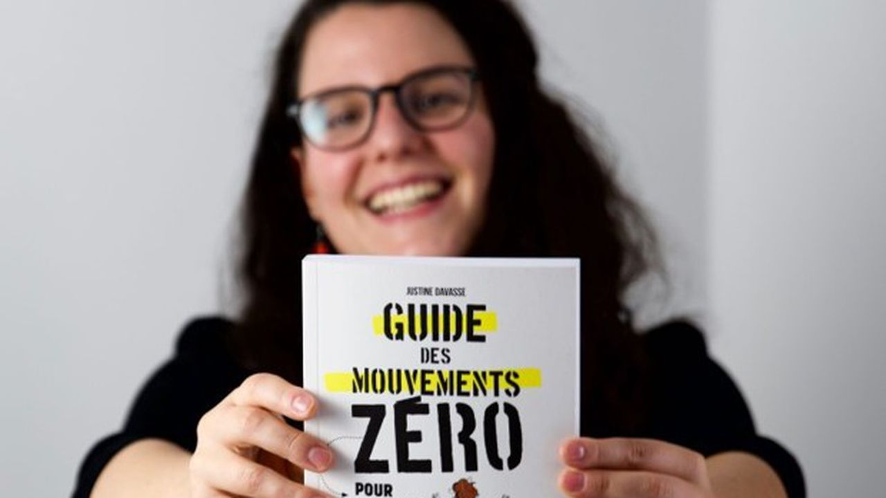 Elle vient de publier le Guide des Mouvement zéro pour un futur (enfin) désirable.