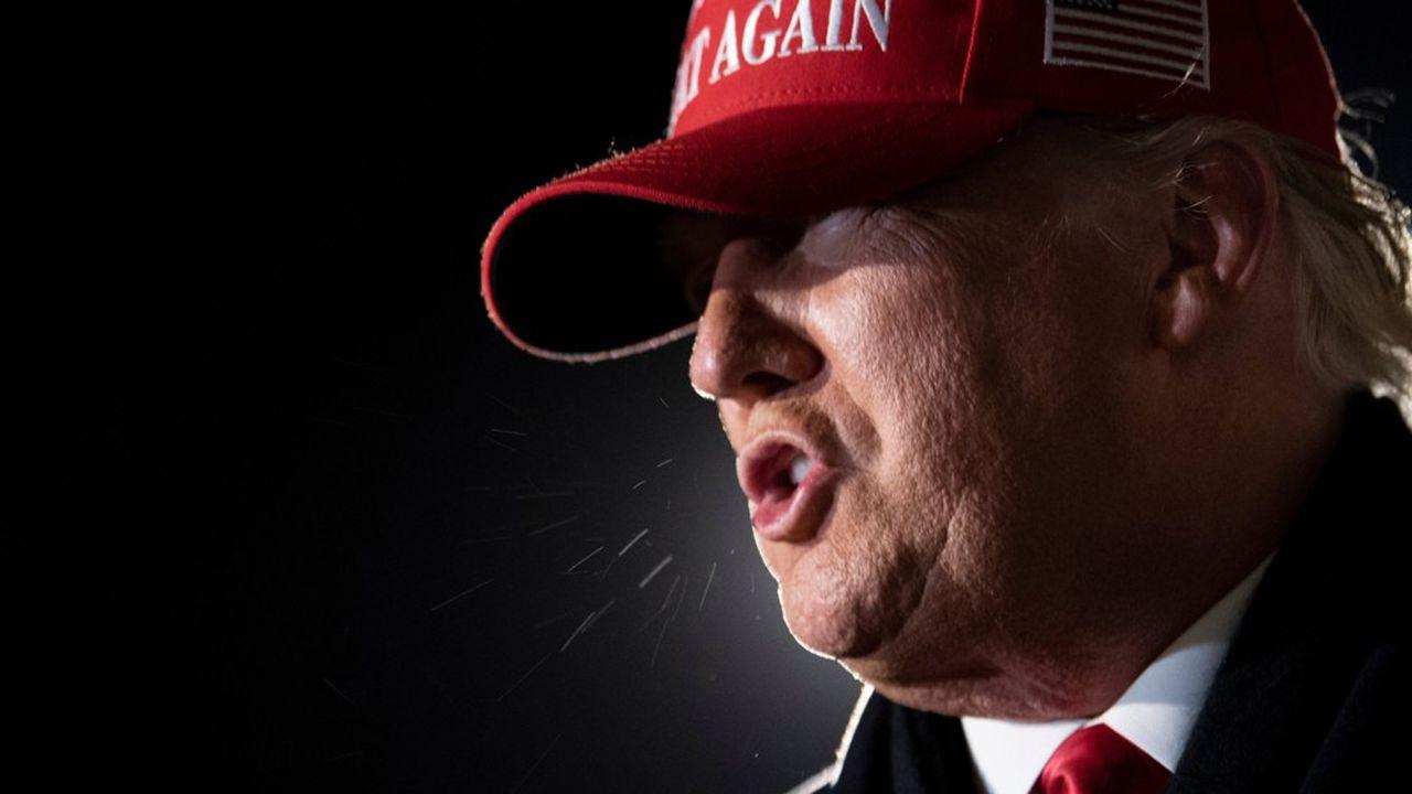Donald Trump, qui ne reconnaît toujours pas sa défaite, est bien décidé à utiliser tous ses pouvoirs au cours des deux prochains mois.