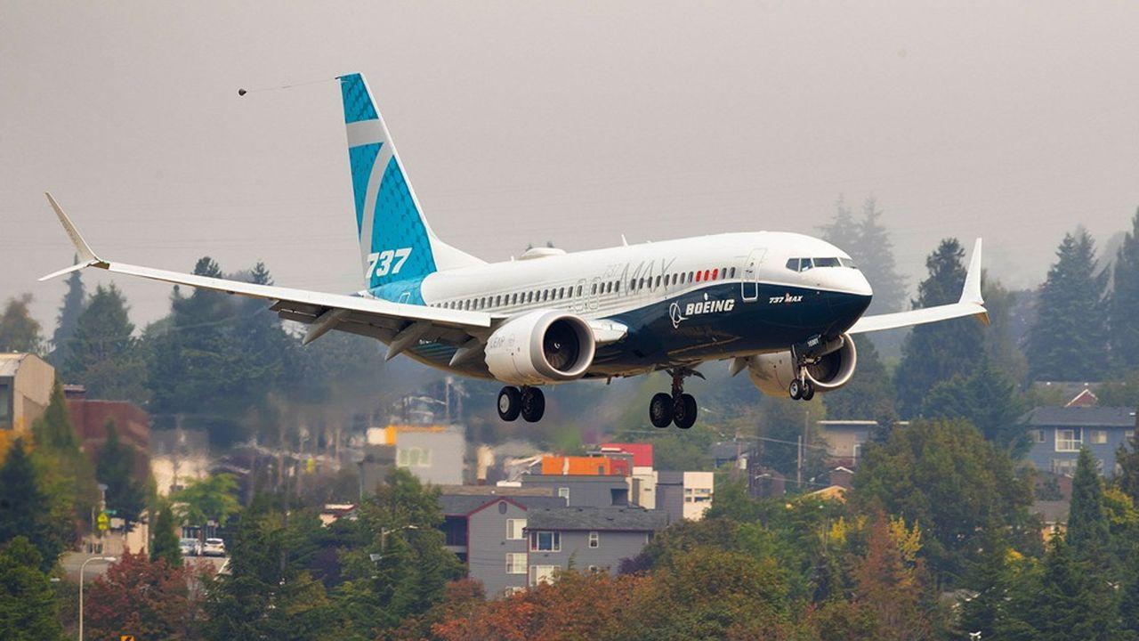 Le 737 MAX a durablement compromis la position de Boeing dans l'aviation civile.