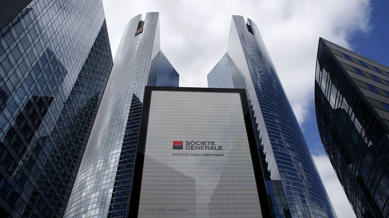 La banque de La Défense se prépare à la cession de sa branche de gestion d'actifs Lyxor.