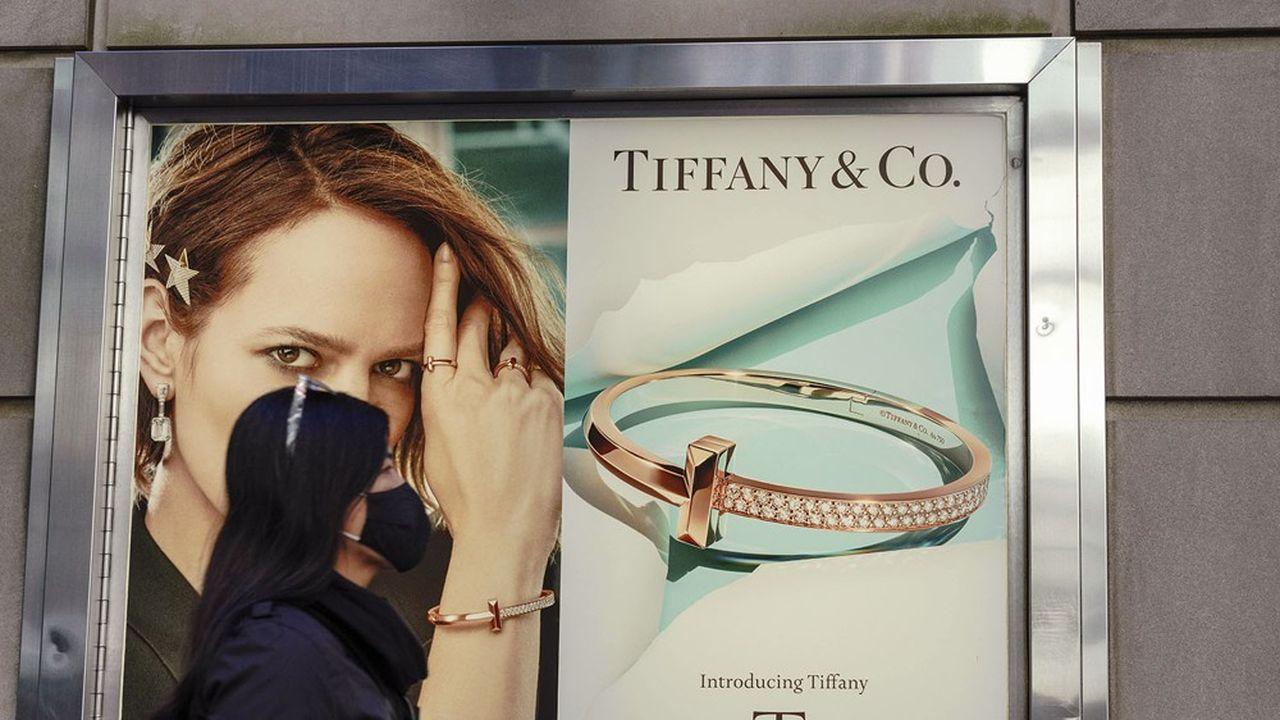 Les groupes français ont profité de l'effet prix du Covid, comme LVMH qui a réduit de 430millions de dollars, sur un montant de 16,2milliards la valeur d'acquisition de l'Américain Tiffany.