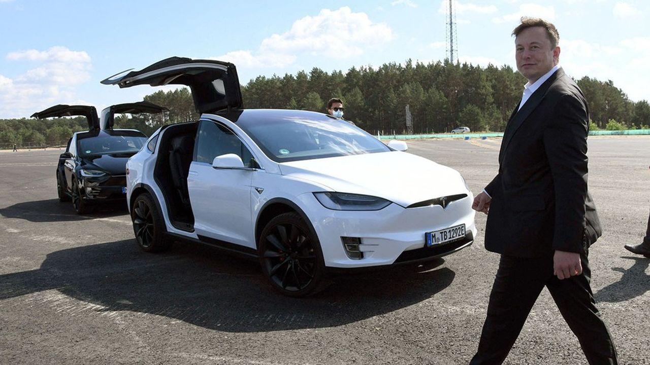 L'entrée de Tesla dans le S&P 500 pourrait se faire en deux temps.