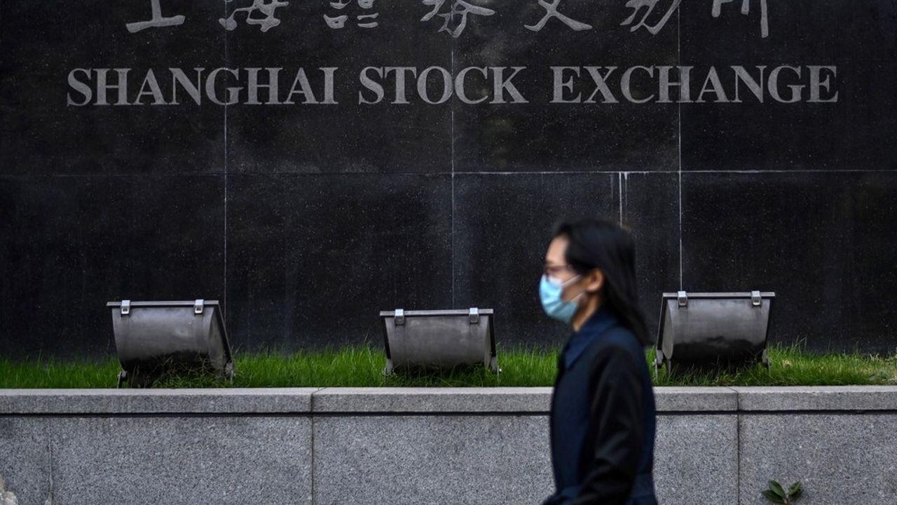 Le marché chinois des obligations d'entreprises attire à peine 20% d'investisseurs étrangers.