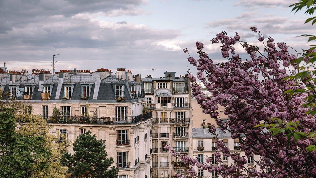 A Paris, le montant moyen des charges acquittées par les copropriétaires en 2019 est évalué à 38,51euros par mètres carrés
