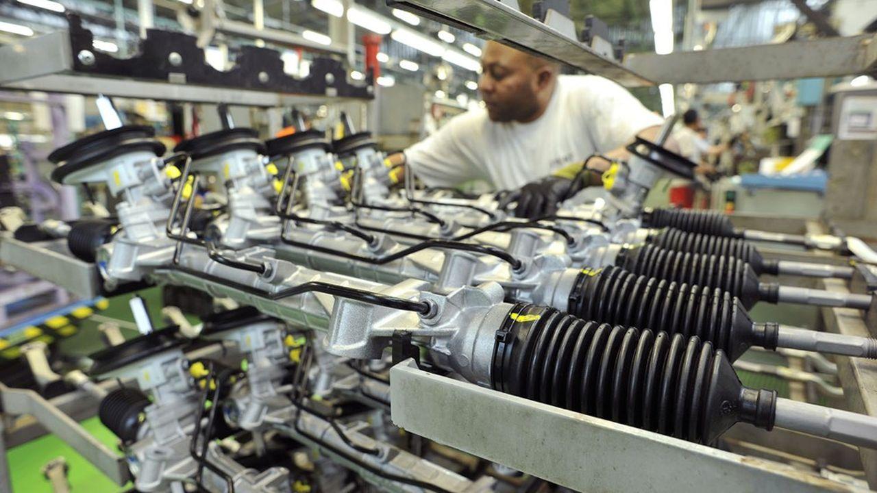 A Lyon, Jtekt possède son siège européen et une usine de systèmes de direction hydraulique et de composants.