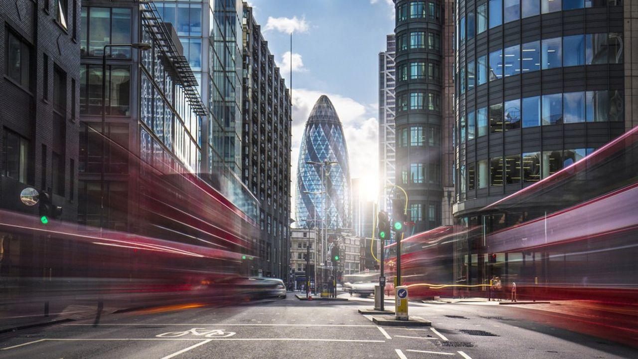 La City pourrait perdre son activité sur les dérivés de taux en euros.