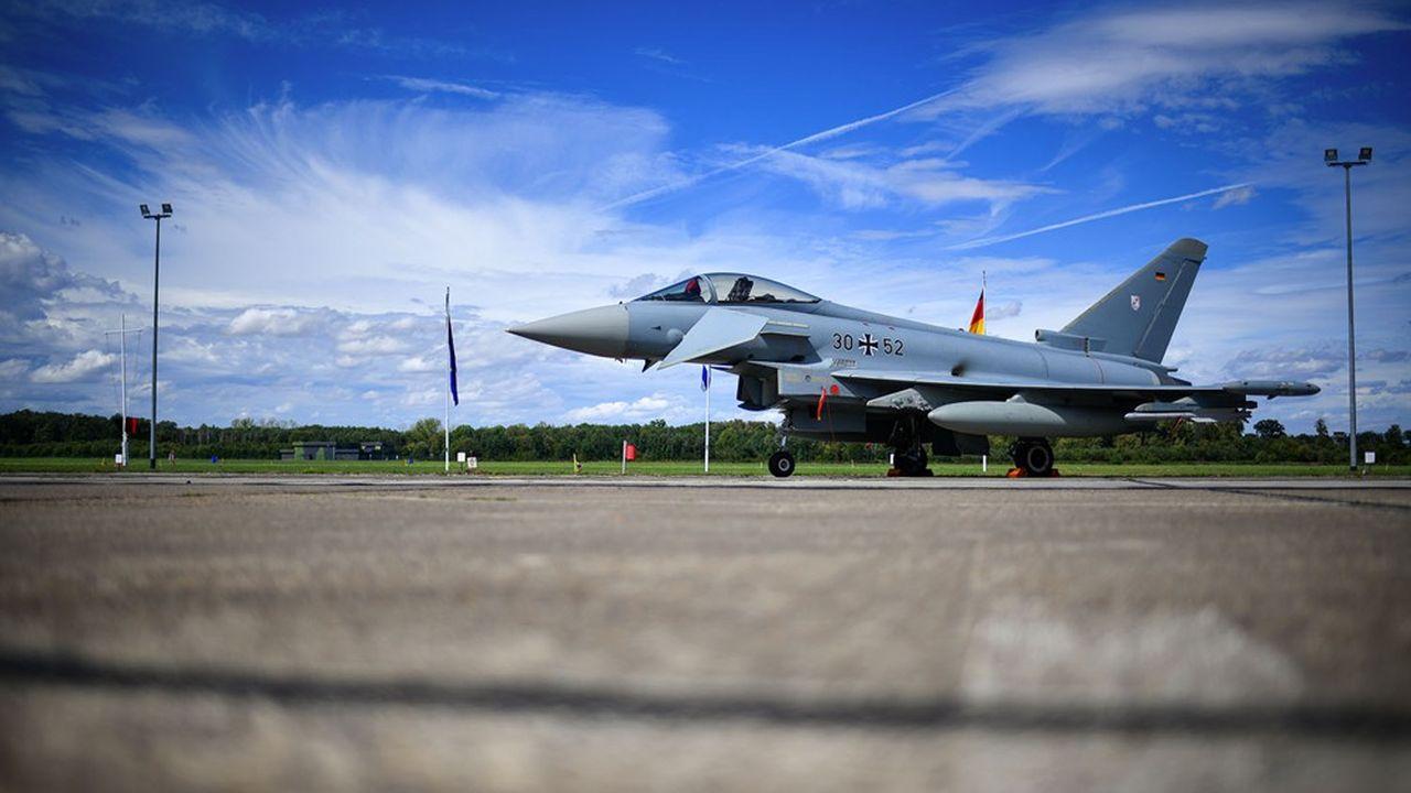 Airbus promet une coopération européenne à la Suisse si elle achète ses Eurofighters.