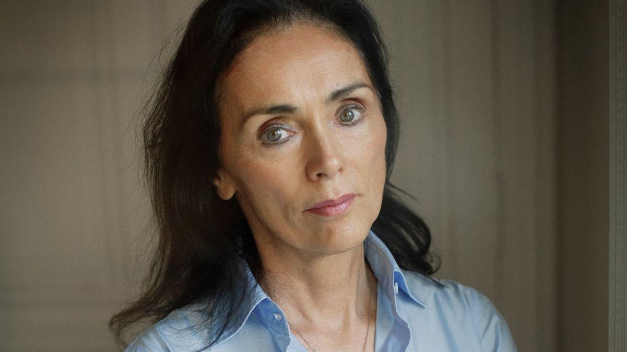 Jacqueline Laffont, avocate au barreau de Paris, photographiée dans son bureau parisien, le 9novembre 2020.