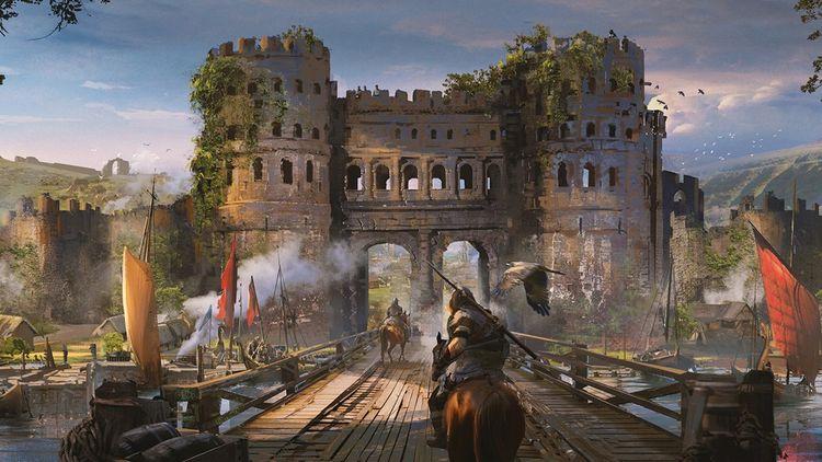 Dans Assassin's Creed : Valhalla, les Vikings partent à la conquête de l'Angleterre.