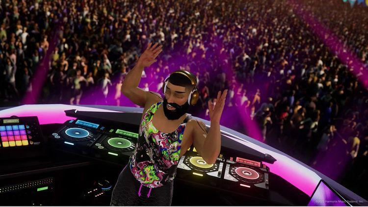 Jeu riche et subtil, Fuser invite le joueur, dans la peau du DJ, à se montrer créatif.