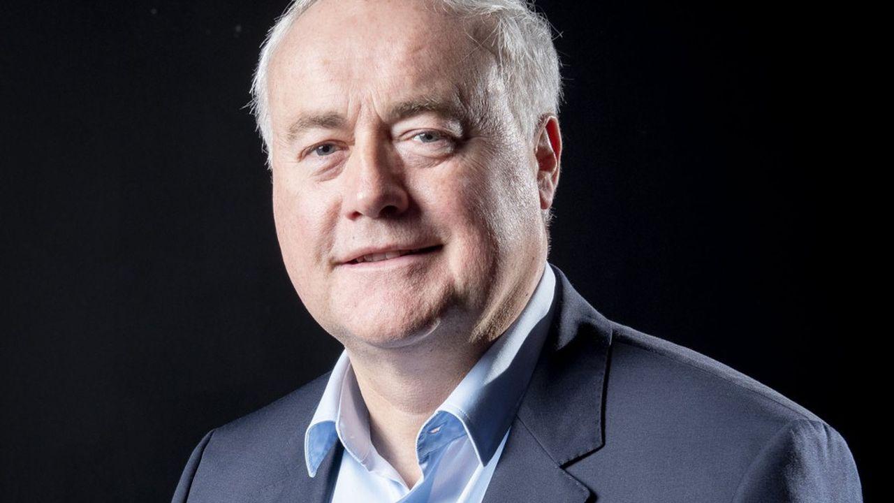 Jean-Marc Chèry, PDG de STMicroelectronics.