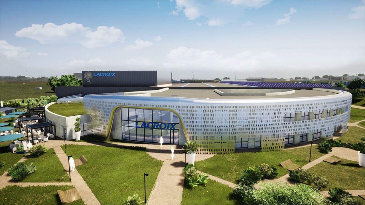 Les applications validées pourront être implémentées fin 2021 dans l'usine 4.0 Symbiose en construction à Beaupréau-en-Mauges.